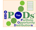 Portfolio Opportunity Distributions (PODs) logo